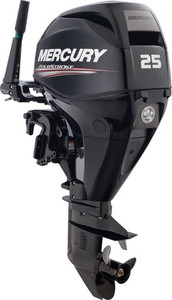 Mercury FourStroke 25 hp ELPT EFI